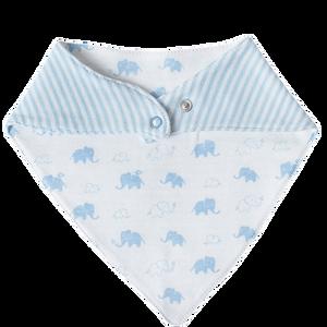 Bild: People Wear Organic Babyhalstuch Dreieck blau