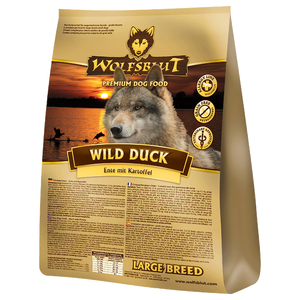 Bild: Wolfsblut Wild Duck Large Breed