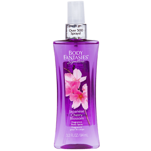 Bild: BODY FANTASIES Bodyspray Japanese Cherry Bossom