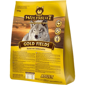 Bild: Wolfsblut Gold Fields Adult