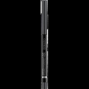 Bild: Catrice 18H Colour & Contour Eye Pencil 020 Absolute Greyziness