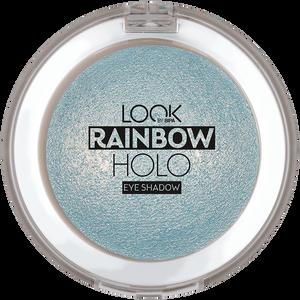 Bild: LOOK BY BIPA Rainbow Holo Eye Shadow floating bubbles
