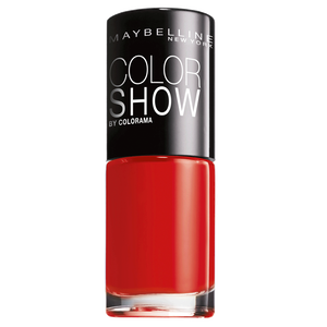 Bild: MAYBELLINE Colorshow Nagellack power red