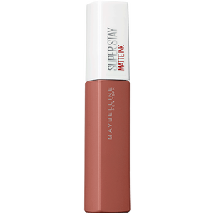 Bild: MAYBELLINE SuperStay Matte Ink Liquid Lipstick seductress