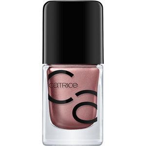 Bild: Catrice ICONails Gel Lacquer Nagellack Go For Gold!