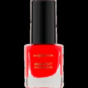 Bild: MAX FACTOR Max Effect Mini Nagellack red carpet glam