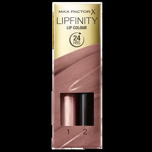 Bild: MAX FACTOR Lipfinity Lip Colour indulgent