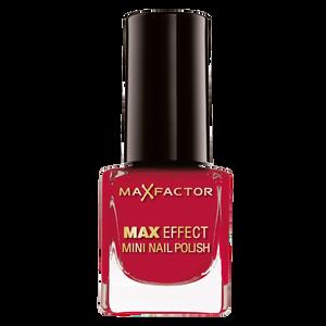 Bild: MAX FACTOR Max Effect Mini Nagellack ruby tuesday