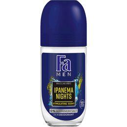 Bild: Fa MEN Deo Roll On Ipanema Nights