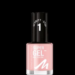 Bild: MANHATTAN Super Gel Nail Polish sweet side