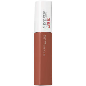 Bild: MAYBELLINE SuperStay Matte Ink Liquid Lipstick amazonian