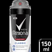 Bild: Rexona MEN Men Deospray Maximum Protection Classic Anti-Transpirant