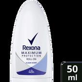 Bild: Rexona Maximum Protection Roll On Clean Scent