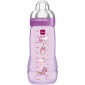Bild: MAM Easy Active Baby Bottle 330ml Fairy Tale - Babyflasche Rosa