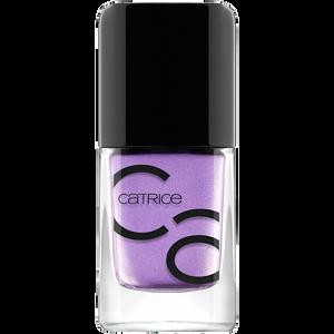 Bild: Catrice ICONails Gel Lacquer Nagellack Violett