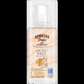 Bild: Hawaiian Tropic Silk Hydration Air Soft Face Sonnencreme LSF 30