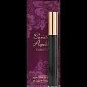 Bild: Christina Aguilera Violet Noir Eau de Parfüm (EdP) + gratis Mascara