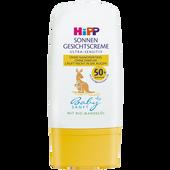 Bild: HiPP Babysanft Sonnengesichtscreme Ultra-Sensitiv LSF 50+