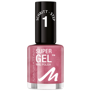 Bild: MANHATTAN Super Gel Nail Polish pretty rose