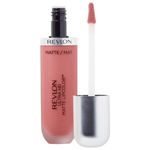 Bild: Revlon Ultra HD Matte Lip Color 630 hd seduction