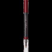Bild: L.O.V Lipaffair Color & Care Lip Pencil 541 100% Grazia
