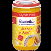 Bild: Bebivita Mango in Apfel