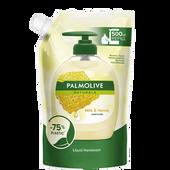 Bild: Palmolive Flüssigseife  Honig Nachfüllung