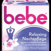 Bild: bebe Young Care Relaxing Nachtpflege