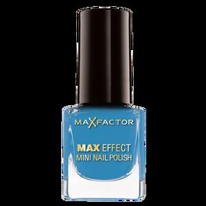 Bild: MAX FACTOR Max Effect Mini Nagellack candy blue