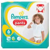Bild: Pampers Premium Protection Pants Gr. 6 (15+ kg) Value Pack