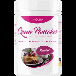 Bild: GYMQUEEN Queen Pancakes Protein Pancake Pulver Snowball