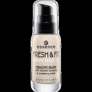 Bild: essence Fresh & Fit Awake Make up 10