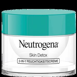Bild: Neutrogena Skin Detox 2-in1-Feuchtigkeitscreme