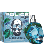 Bild: Police To Be Exotic Jungle Eau de Toilette (EdT)