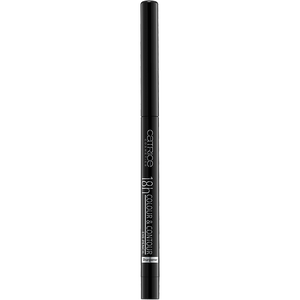 Bild: Catrice 18H Colour & Contour Eye Pencil 10 me, my black and i