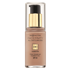 Bild: MAX FACTOR Facefinity All day flawless 3in1 Foundation bronze