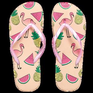 reputable site e5198 218d1 Flip Flop Rosa/Flamingo