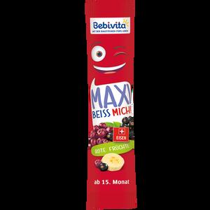 Bild: Bebivita Früchte Riegel Rote Früchte