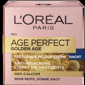 Bild: L'ORÉAL PARIS Age Perfect Golden Age Nachtpflege