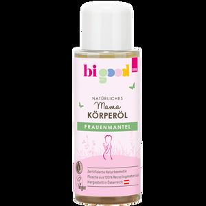 Bild: bi good Natürliches Mama Körperöl Frauenmantel