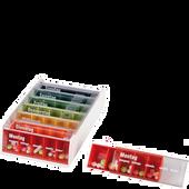 Bild: FRÜHWALD Medikamentenbox Regenbogen