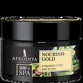 Bild: AFRODITA Cosmetics Nourish Gold Körperbutter