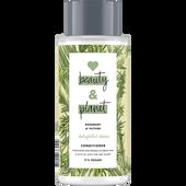 Bild: Love Beauty &  Planet Delightful Detox Conditioner Rosemary & Vetiver