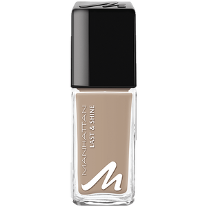 Bild: MANHATTAN Last & Shine Nagellack the naked truth