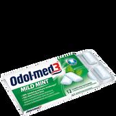 Bild: Odol-med3 Mild Mint Zahnpflege-Kaugummi