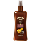 Bild: Hawaiian Tropic Tropical Dry Spray Oil LSF 20