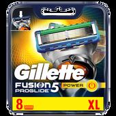 Bild: Gillette Fusion Fusion 5 Pro Glide Power Klingen