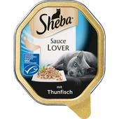 Bild: Sheba Sauce Lover mit Thunfisch