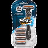 Bild: BIC Flex 3 Hybrid Rasierer