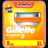 Bild: Gillette Fusion Fusion 5 Klingen